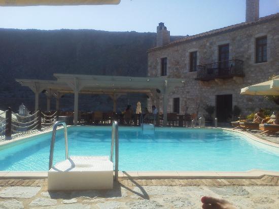 Ξενοδοχείο Κυρίμαι: Piscina