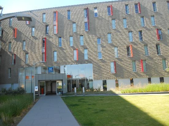 Hotel Ibis Budget Brugge Centrum Station: Desde Fuera