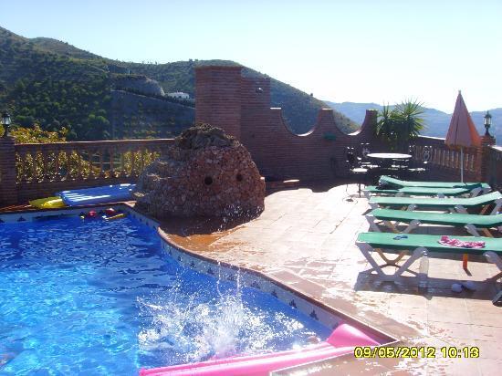 Villa Bonifacio: pool