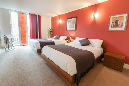 KSpace Serviced Apartments : Deluxe Bedroom