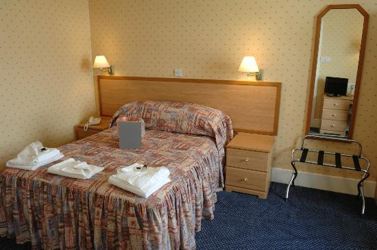 Seabank Hotel: Double Room