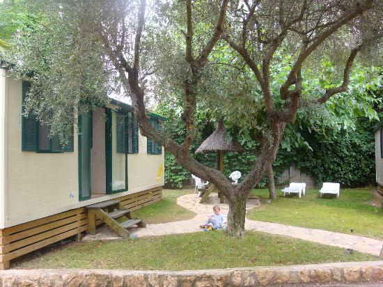 Mont-Roig del Camp, Spanien: emplacement mobilhome