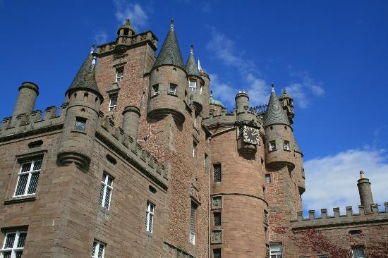 Glamis Castle: El Castillo