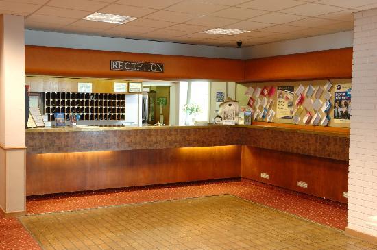 Seabank Hotel: Reception