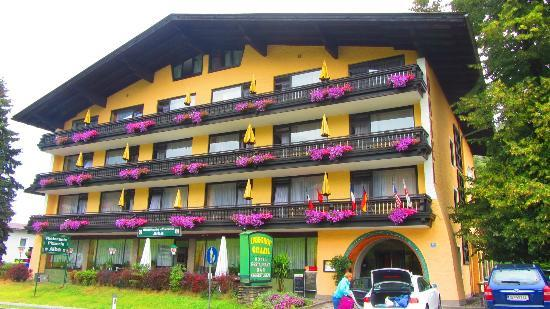 Hotel Berghof Graml: The outside view