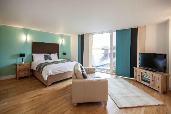 KSpace Serviced Apartments : Studio Apartment