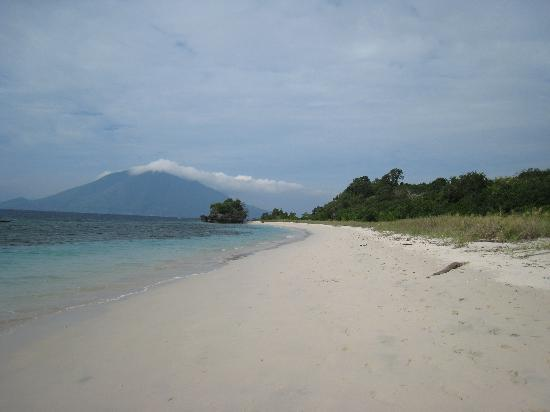 Alor Divers Eco Resort : La superbe plage