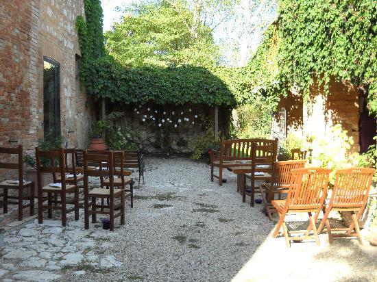 Agriturismo San Fabiano : Wedding setting