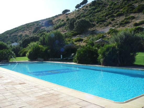 Hotel La Fuente del Sol: Piscina