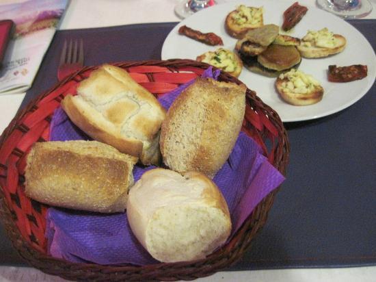 Ma Cuisine Resto: Pan (bread)
