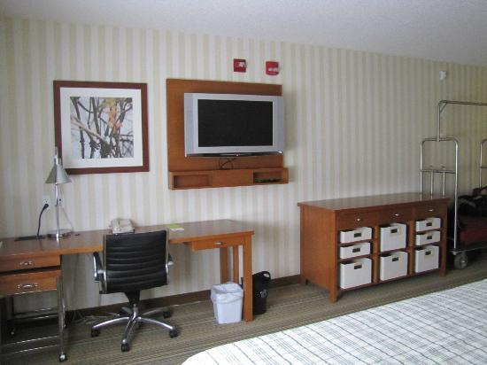 Four Points by Sheraton Prince George: Tv