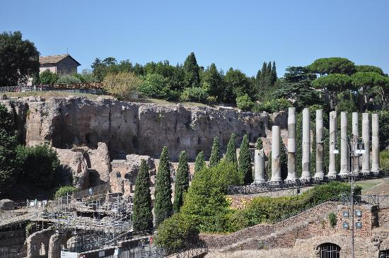 Share a Shore Excursion in Italy: The Forum