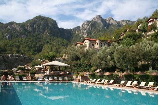 Dionysos Hotel: Poolside Bar