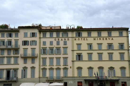 Grand Hotel Minerva Picture Of Florence