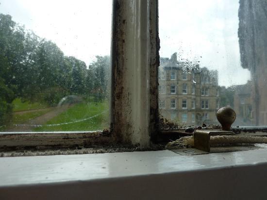 Old Hall: Window