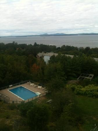 Atlantic Eyrie Lodge : great view ideal rooms 405-410