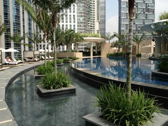 Der Pool Picture Of Grand Hyatt Kuala Lumpur Kuala