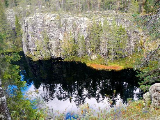 Holiday Club Katinkulta: Nearby (45 min) hiking routes