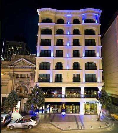 InnPera Hotel : Exterior