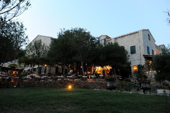 Hotel Boskinac: Hotel,garden terraces