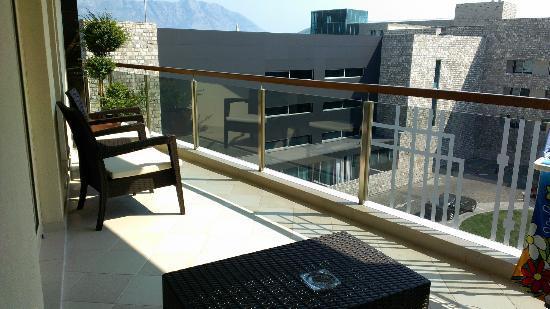 Apartments Villa M Palace : Balcony.
