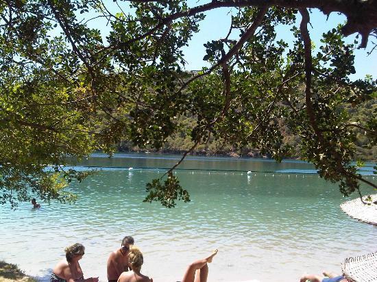 Hotel Oludeniz: Oludeniz Plaji