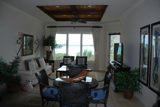 Grand Isle Resort & Spa : Living Room