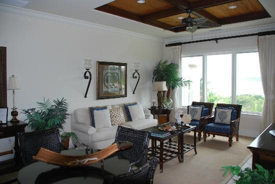 Grand Isle Resort & Spa: Living Room