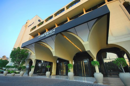 Le Meridien Heliopolis: Exterior