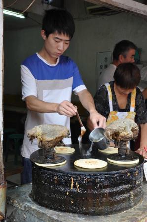 Furong Ancient Street: More Furong Lu foods