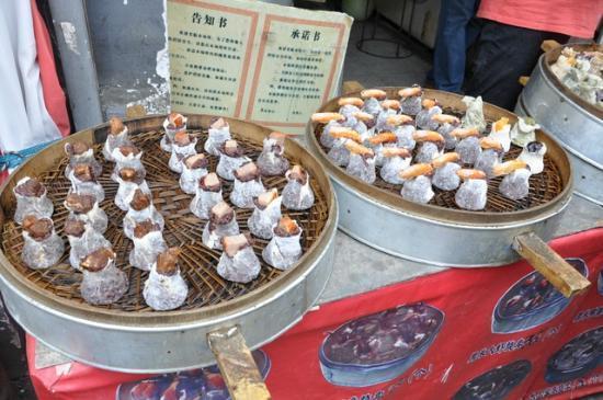 Furong Ancient Street: Furong Lu snacks