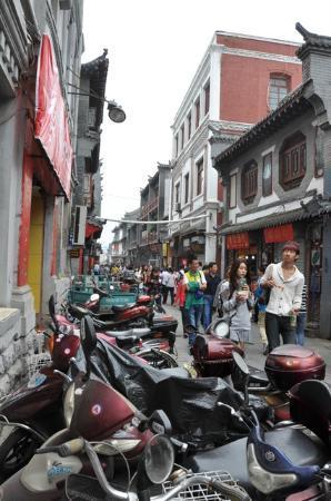 Furong Ancient Street: Furong Lu