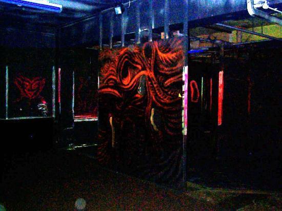 Quasar : Main Arena