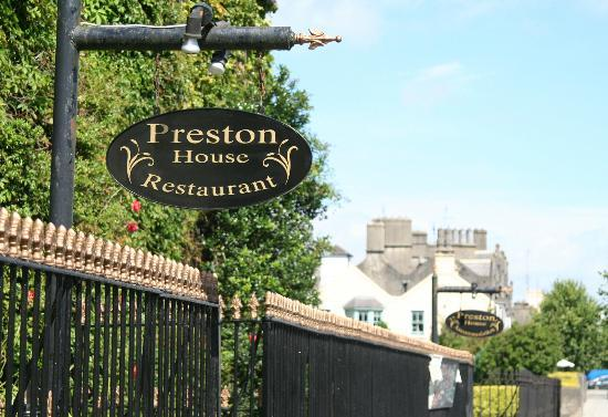 Preston house restaurant and guesthouse abbeyleix for Preston house