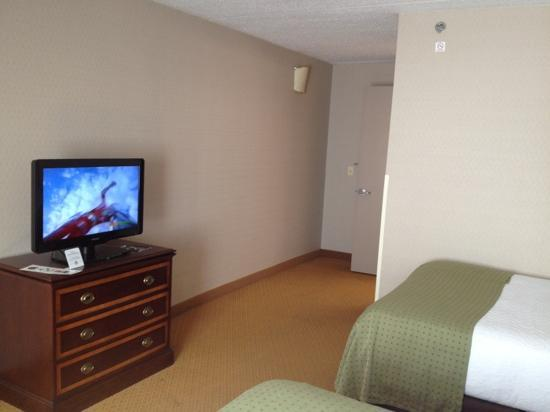 Holiday Inn Budd Lake-Rockaway Area: the room