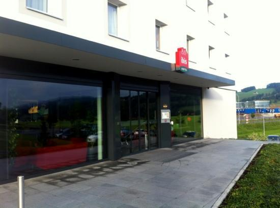 ibis Bulle La Gruyere : good clean and modern hotel