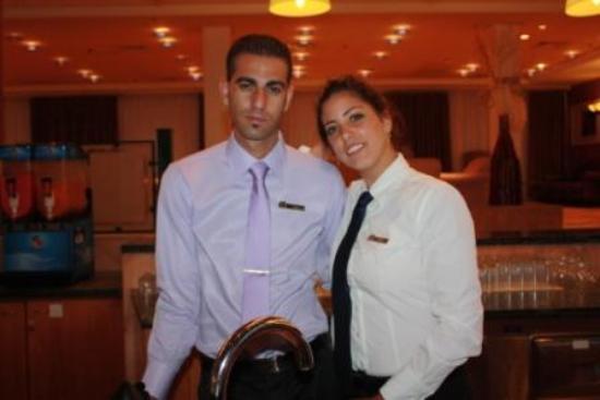 Leonardo Royal Resort Hotel Eilat: ZIDAN и PELEG