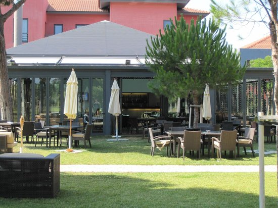 Sheraton Cascais Resort: Glass Terrace Restaurant