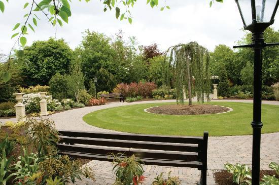 Ballyconnell, Ierland: Garden