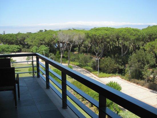 Sheraton Cascais Resort: Room balcony 