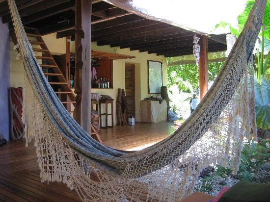Nosy Komba Lodge: lodge