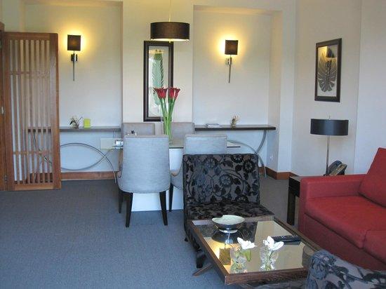 Sheraton Cascais Resort: Living area 