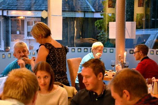 Fat Olives brasserie : What would you like?