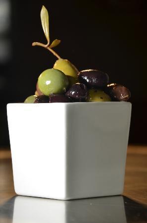 Fat Olives brasserie : Olives