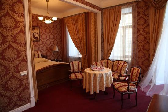 Baryshkoff Hotel: LUX