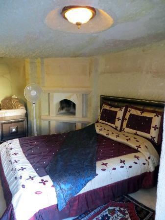 Dedeli Konak Cave Hotel: Honeymoon Suite #17