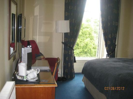 Channings Hotel: Hotel room