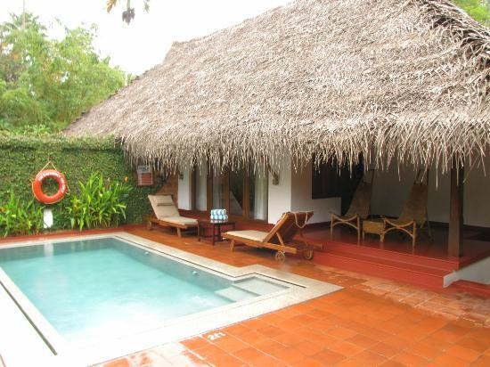 Marari Beach Resort: Pool Villa