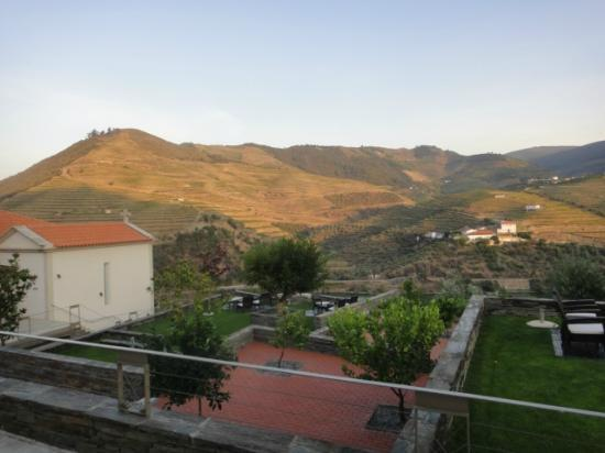 Quinta do Pego: view from room le 7/9/2012