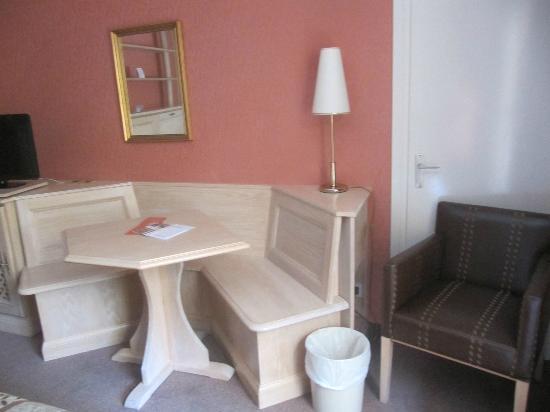 Hotel Restaurant Spa Verte Vallee : chambre magnolia